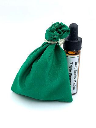 LOTTERY LUCK POWER Mojo Bag