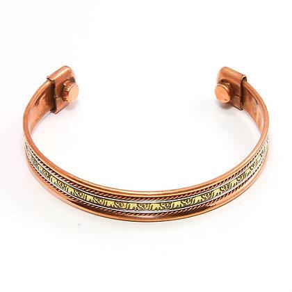 BRANNA Lucky  Elephant  Cuff  Bracelet