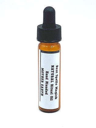 MOTHER EARTH Triple Strength Oil