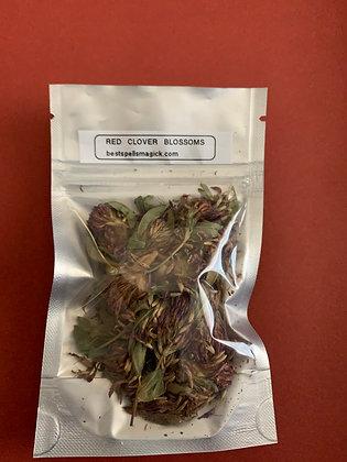 RED CLOVER BLOSSOM Herb