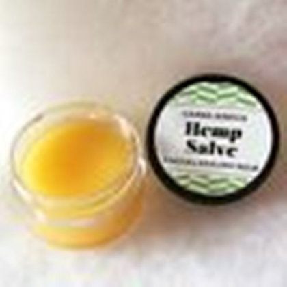 Canna /Arnica SALVE Topical Healing Balm
