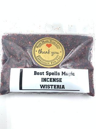 WISTERIA Powder Incense