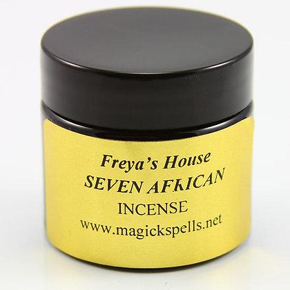 Seven Africans Loose Incense