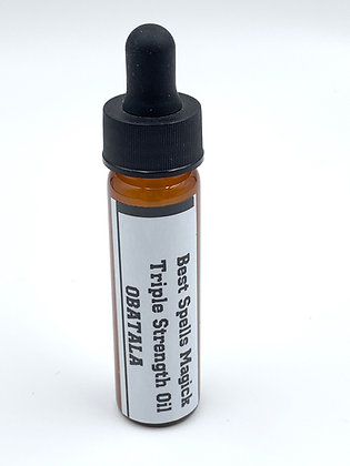 OBATALA Orisha Conjure Oil