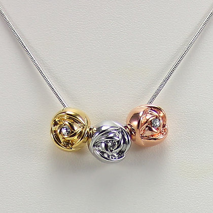 """""""Love in Bloom""""  Necklace"""
