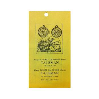 Money Drawing Talisman