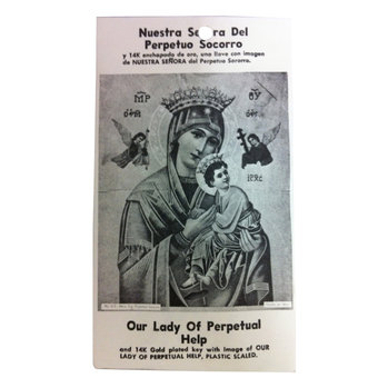 Our Lady of Perpetual Help Talisman