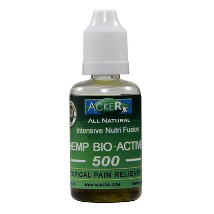 Bio-Active H500 Joint, Muscle,Nerve Pain Relieve Natural