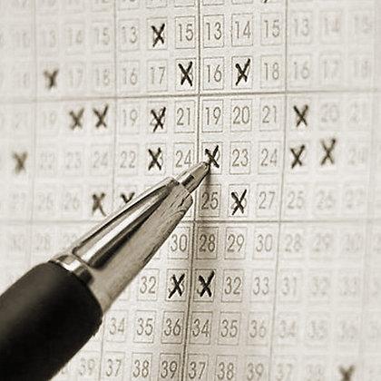 Lottery Luck Spell Kit