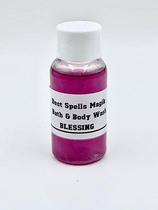 BLESSING Spiritual Bath & Body Wash Organic