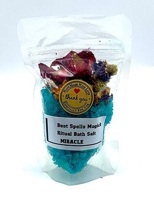 MIRACLE Herbal Bath Salts