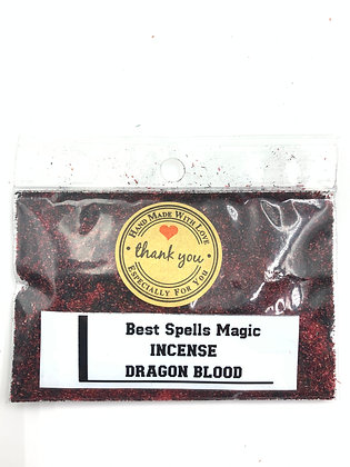 DRAGON BLOOD Powder Incense