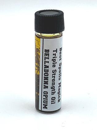 Belladonna & Opium Oil Triple Strength Conjure Oil