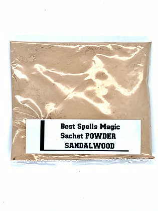 SANDALWOOD Sachet Powder