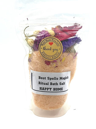 HAPPY HOME Ritual Bath Salt
