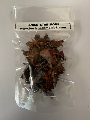 Anise Star Whole