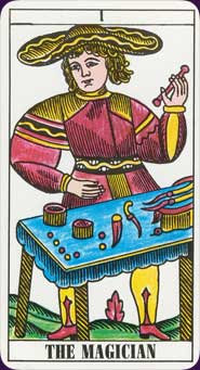 Classic Fortune Telling Tarot Deck– June 1, 1974 NEW