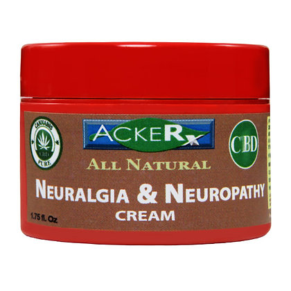 All Natural Neuralgia Neuropathy Cream