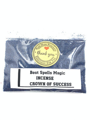 CROWN OF SUCCESS Powder Incense