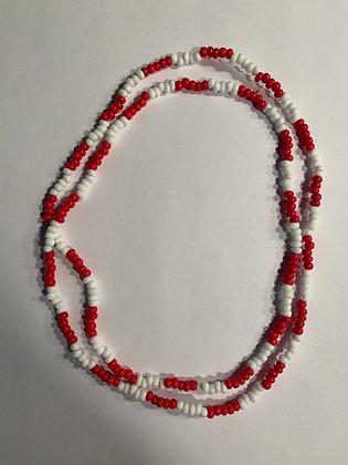 Chango Orisha Power Necklace