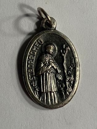 St. Borromeo Medal Talisman