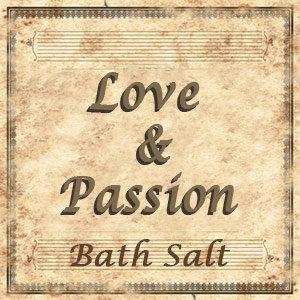 Love & Passion Bath Salt