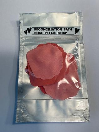 RECONCILIATION Rose Petals Soap Spiritual Bath