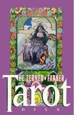 The Zerner Farber TAROT Deck 1997 New Sealed Collectibles