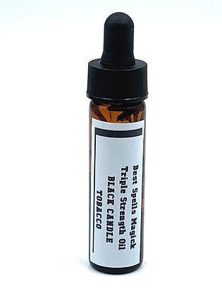 BLACK CANDLE TOBACCO Triple StrengthOil