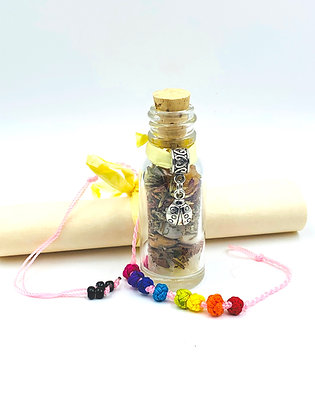 Old Witch Secret SPECIAL # 7 Bottle Spell Luck Money