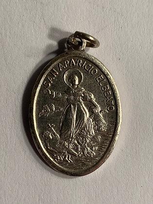 San Aparicio Medal Talisman