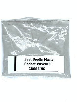 CROSSING Sachet Powder