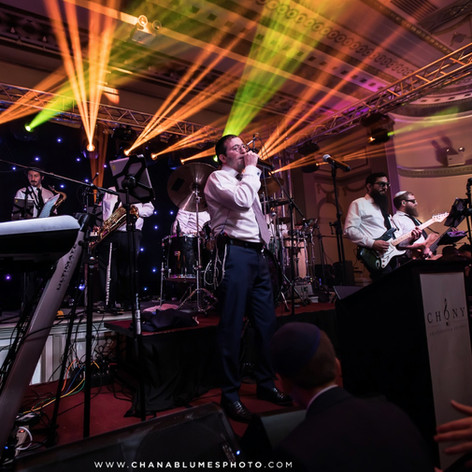 Sofer - Hayes Wedding with Mendy Jerufi