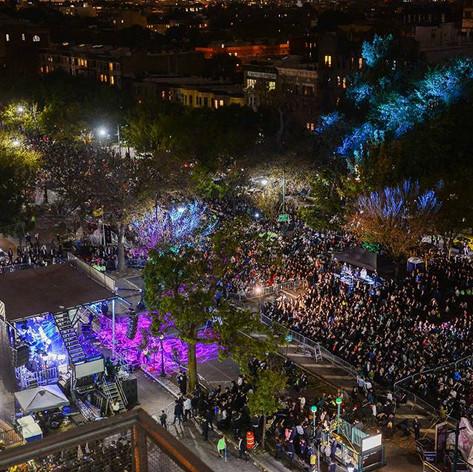 Partial Crowd View at Hakhel Mega Event 5775