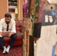 Studio Discussion with Mendy Jerufi