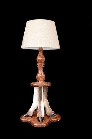 BLESBUCK FEET LAMP copy.JPG