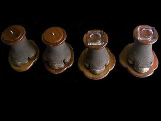 RHINO FEET ASHTRAY & ICE BUCKETS.jpg