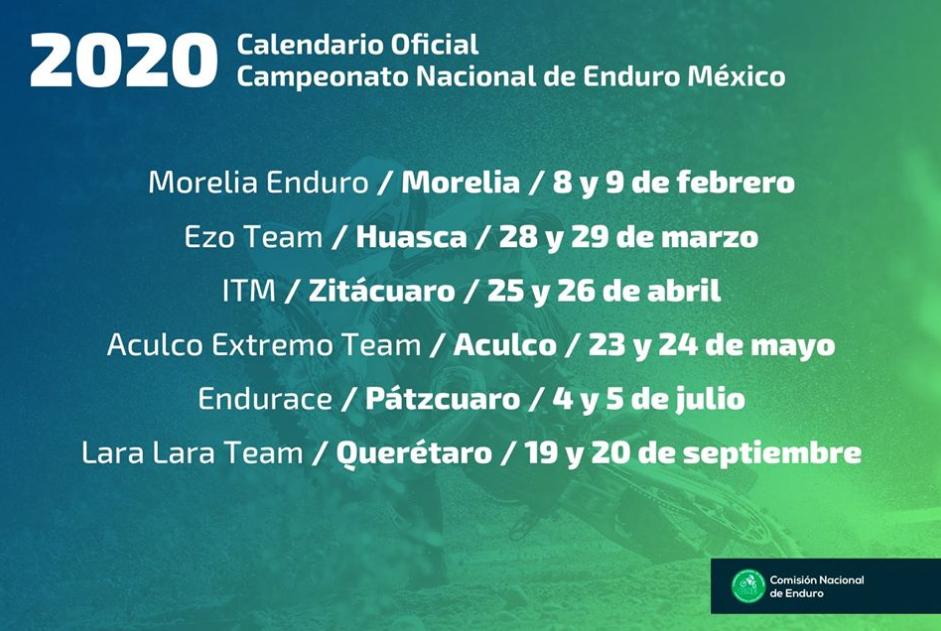 Campeonato Nacional de Enduro 2020