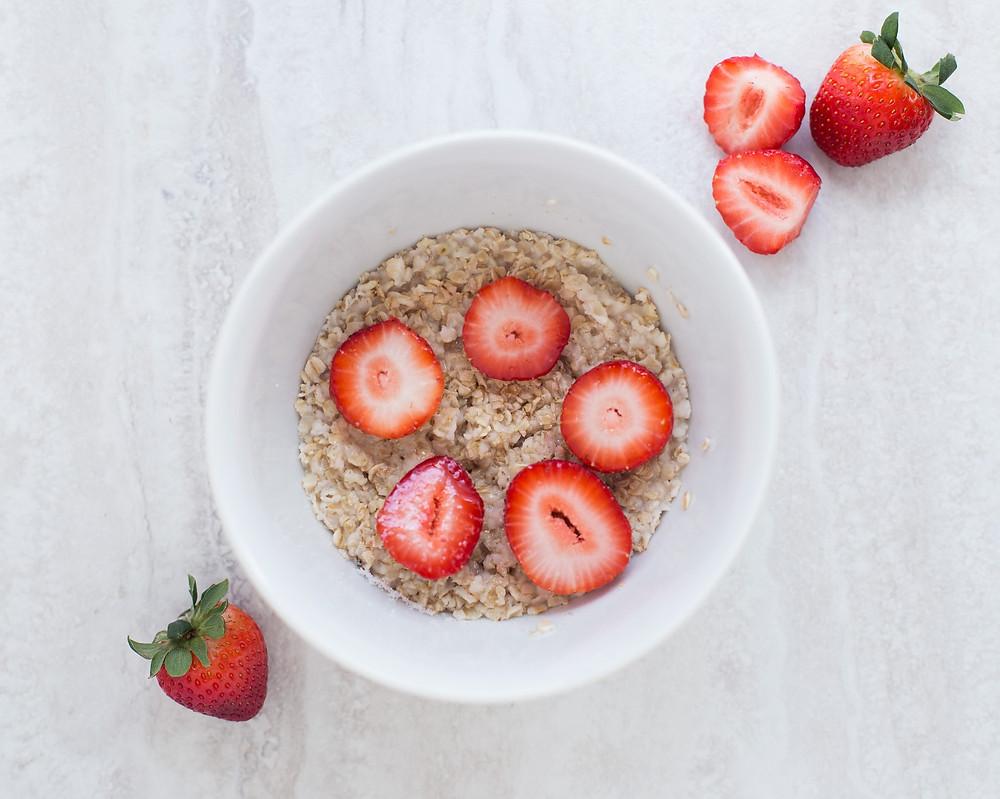 oats weight loss