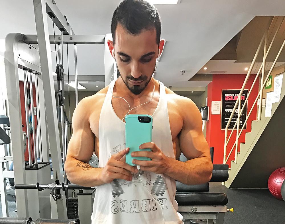 gym pump