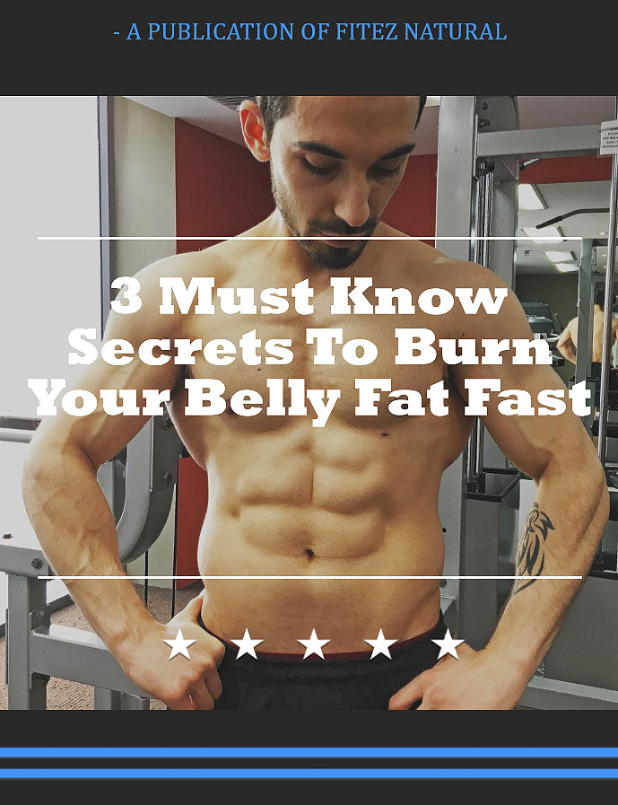 belly fat ebook