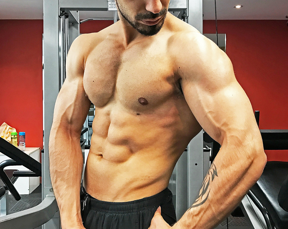six pack abs, burn belly fat