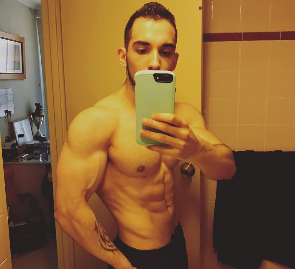 physique transformation