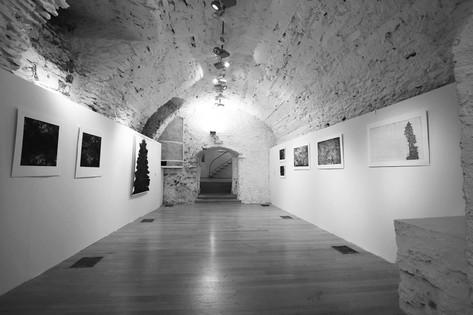 INSCAPE / galerie U Prstenu v Praze / 2019       INSCAPE / U Prstenu gallery in Prague / 2019