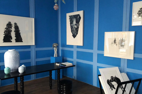 Mezi Prahou a Římem / galerie L&C Tirelli ve Vevey / Švýcarsko / 2020      Between Prague and Rome / gallery L&C Tirelli in Vevey / Switzerland / 2020