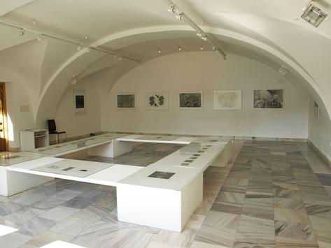 Duch místa / galerie Jiřího Jílka v Šumperku / 2015      Spirit of place / Jiří Jílek gallery in Šumperk / 2015