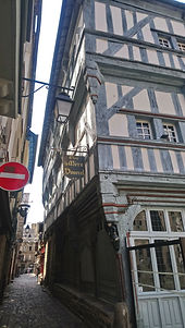 Saint Malo et Dinan visite à pied