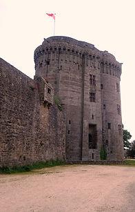 Dinan - una ciudad medieval