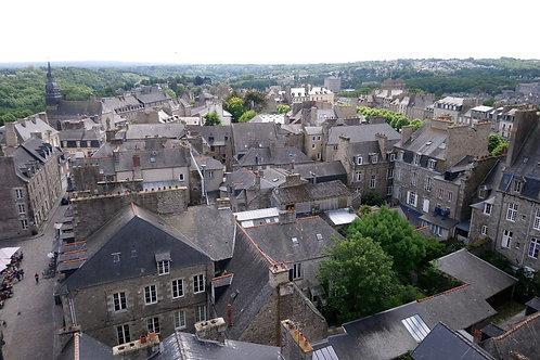 Saint Malo and Dinan walk-tours