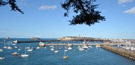 Saint Malo - Une ville du bord de mer